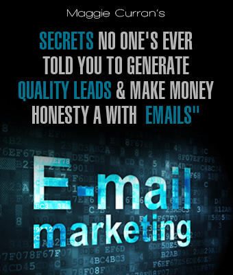 Email Marketing & Lead Generation – Step Away From the Pack